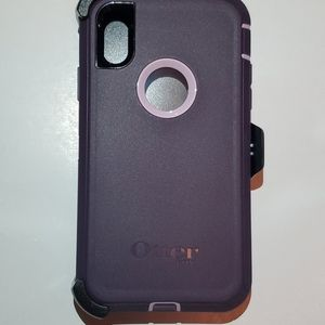 Iphone XR Defender Otterbox Case (NEW)